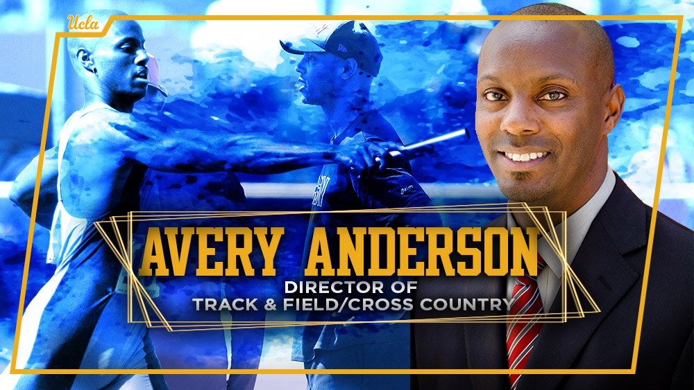 Anderson Named Track & Field/Cross Country Director
