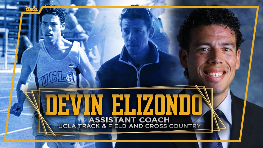 Elizondo Named Track & Field/Cross Country Asst.